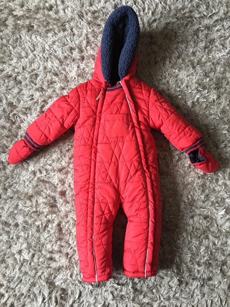 12-18 months winter snow suit