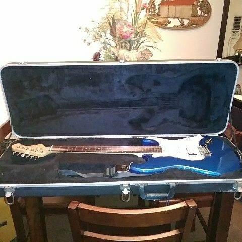 Glen Burton Electric Guitar