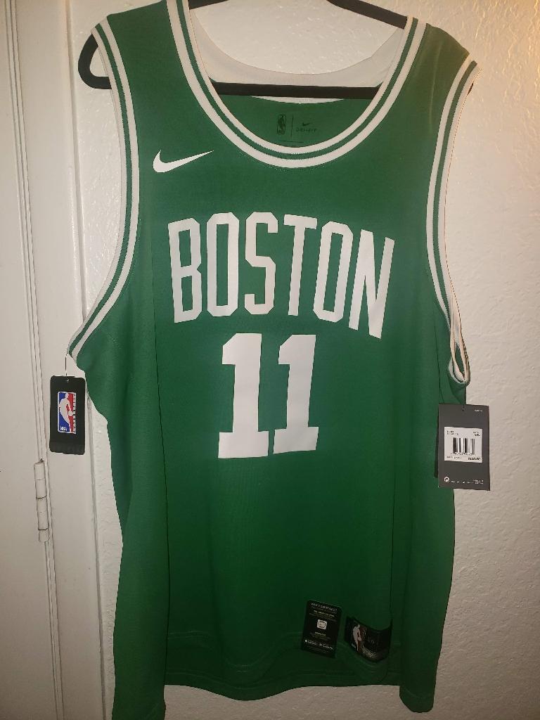 Boston Celtics Kyrie Irving Swingman Jersey