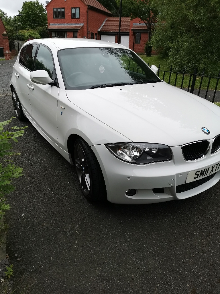 2011 BMW 1 Series 2.0 116i performance edition
