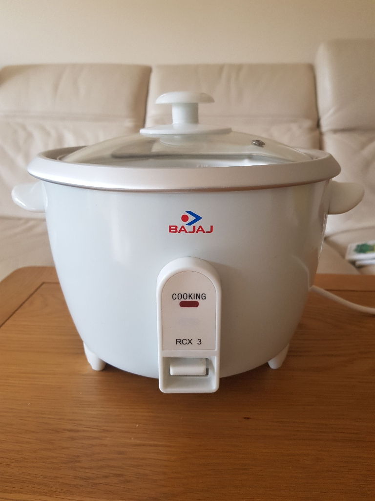 Lightweight and easy-to-use rice cooker