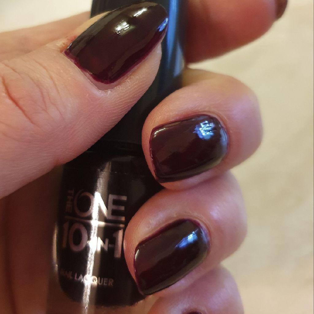 10 in 1 nail polish