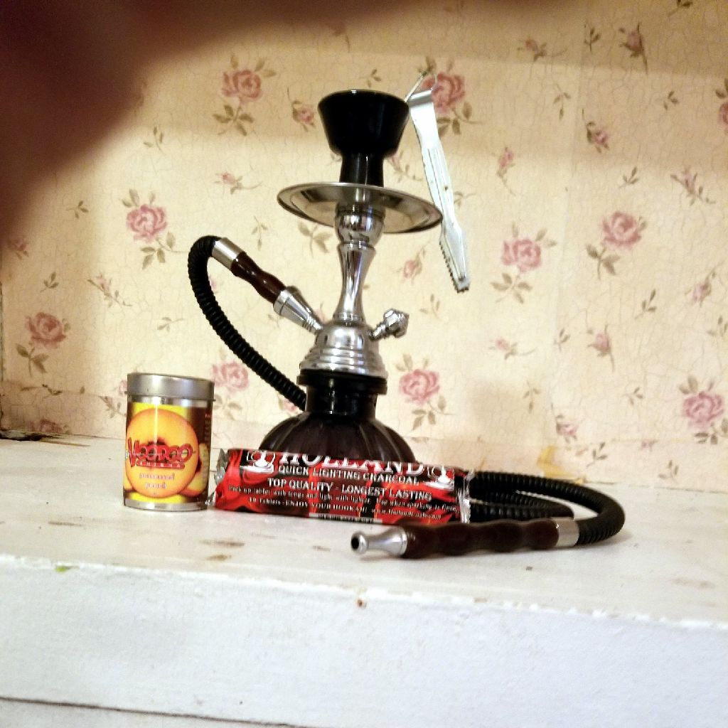 Hookah Pipe with all needed accessories