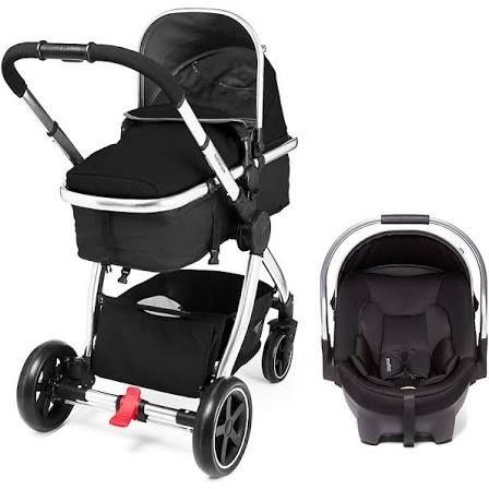bundle mothercare journey three wheeler sleepyhead deluxe and wicker moses basket