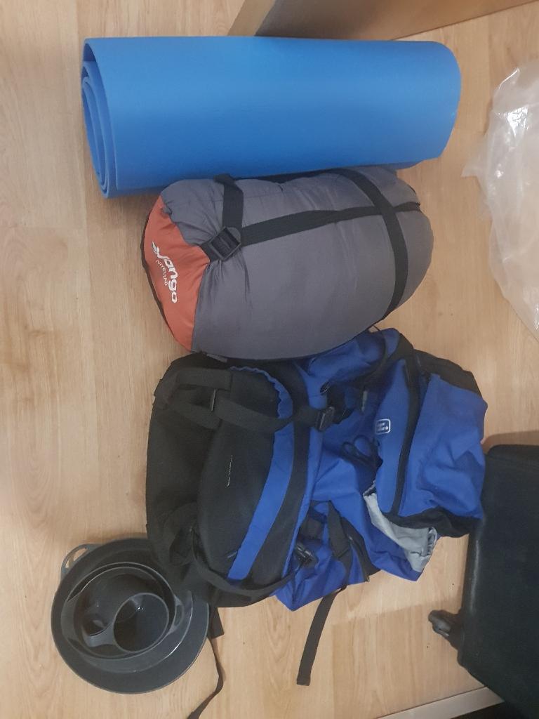 Hiking set