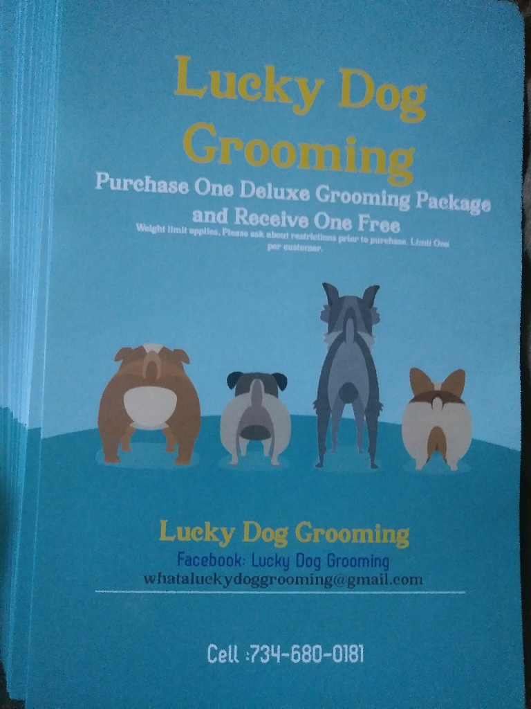Mobile grooming services
