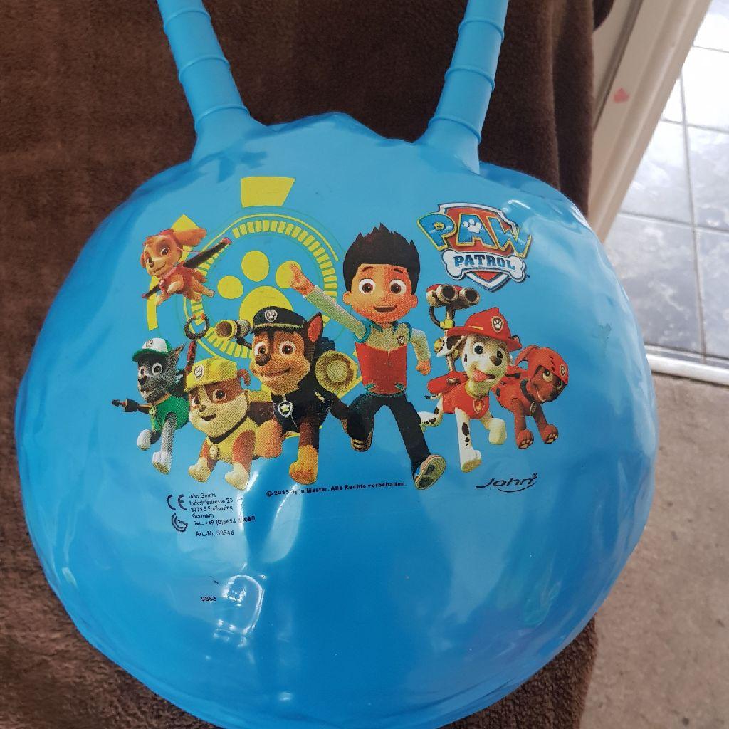 bouncy hop ball