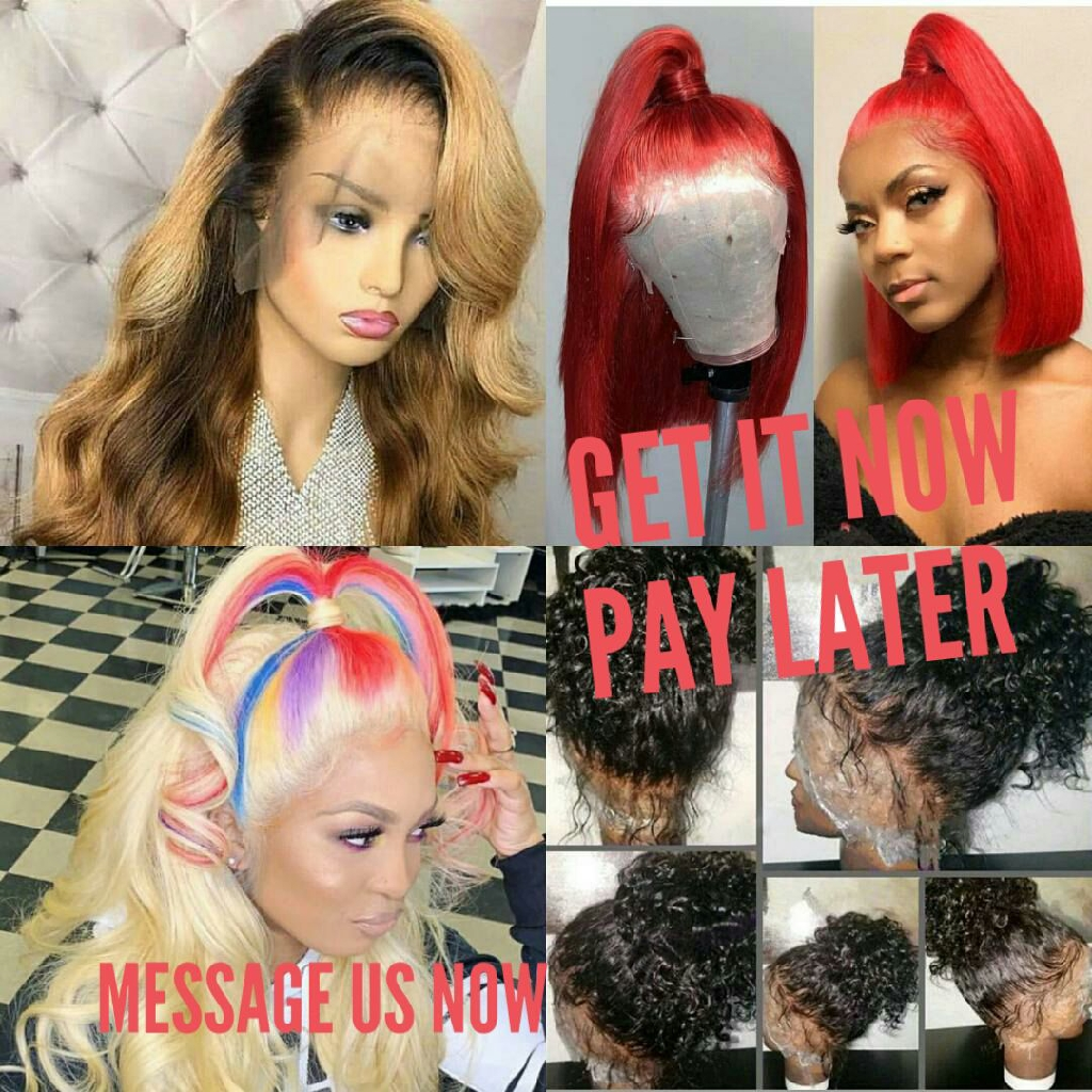 Hair On Lay-away Custom made Wigs