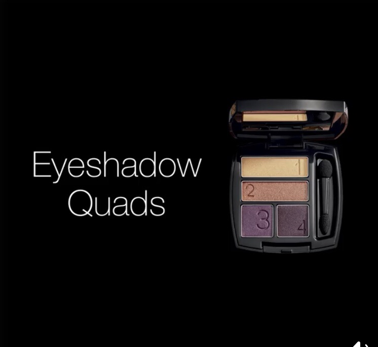 Eyeshadow quads