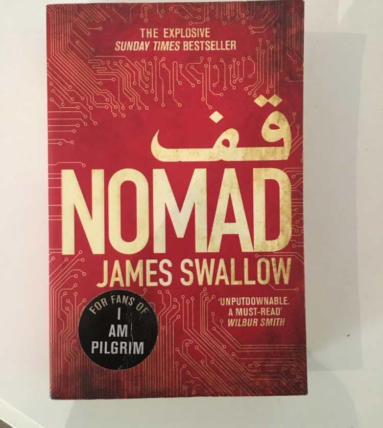 Nomad by James swallow book good condition