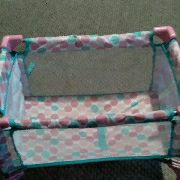 Baby alive bed