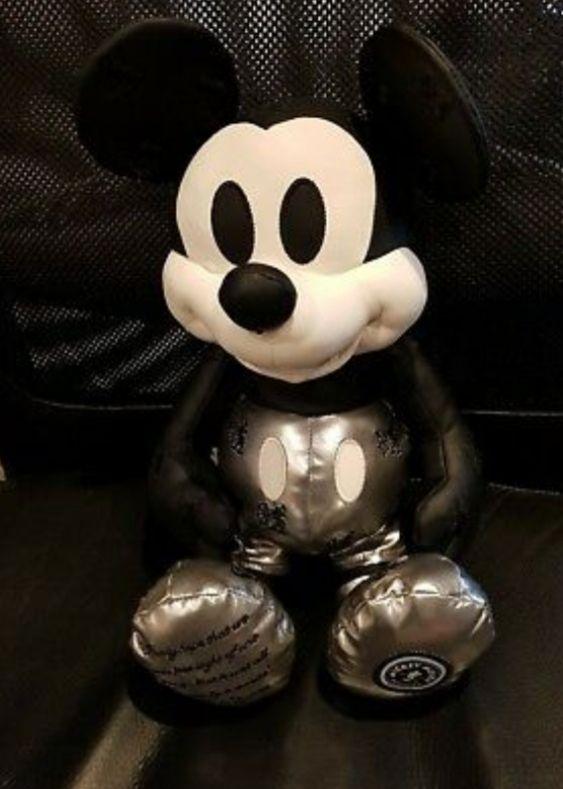 Mickey mouse january plush