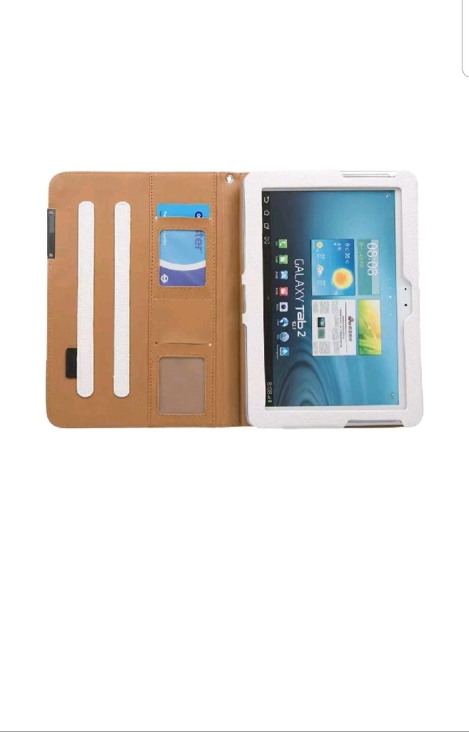 "Case Covers for Samsung Galaxy Tab 2 P5100-P5110 10.1""inches"