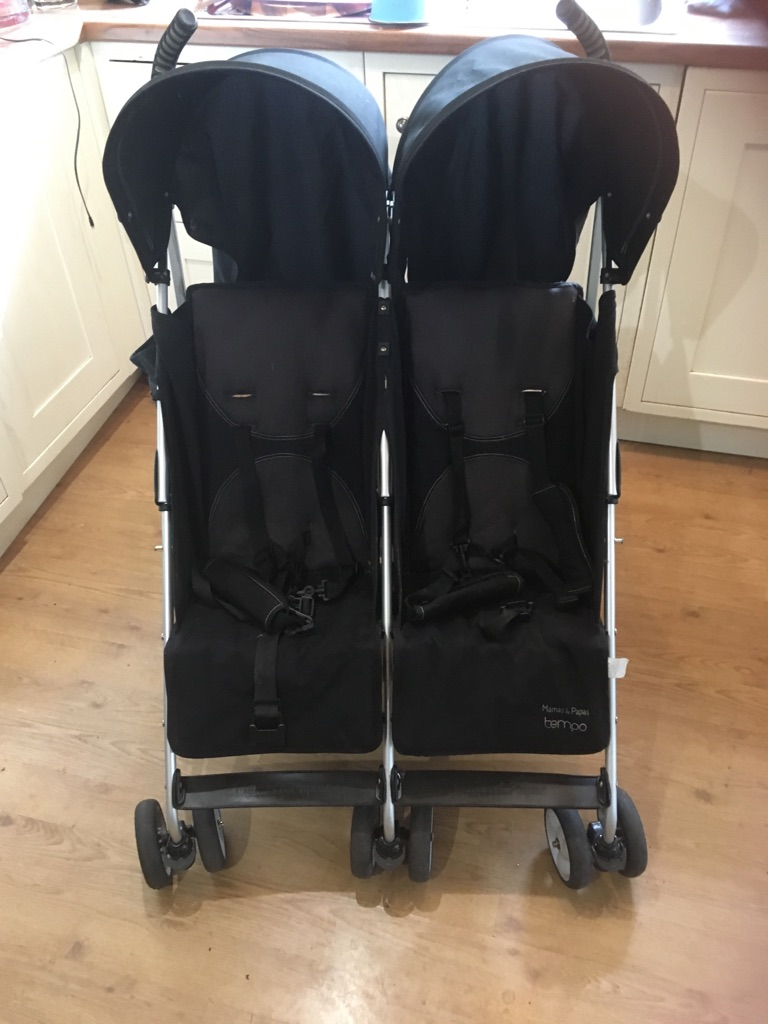 Mamas and papas tempo stroller