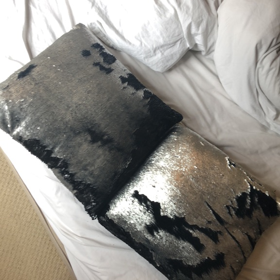 Colour Changing Cushions