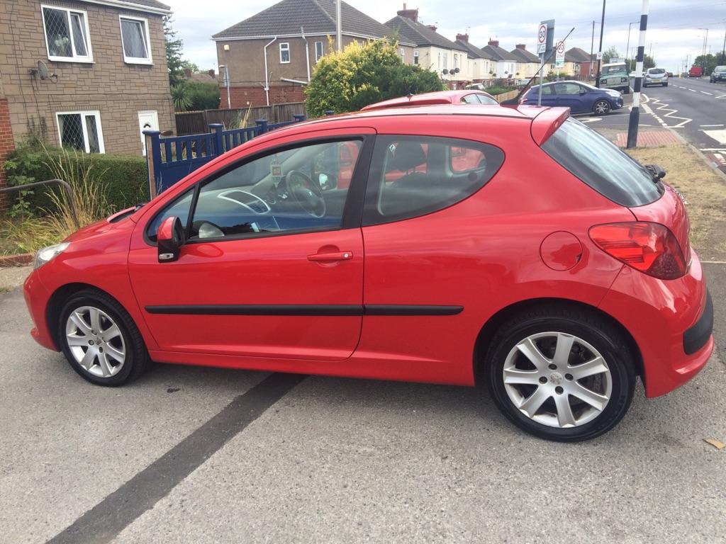 Reliable car for sale - Peugeot 207 Sport