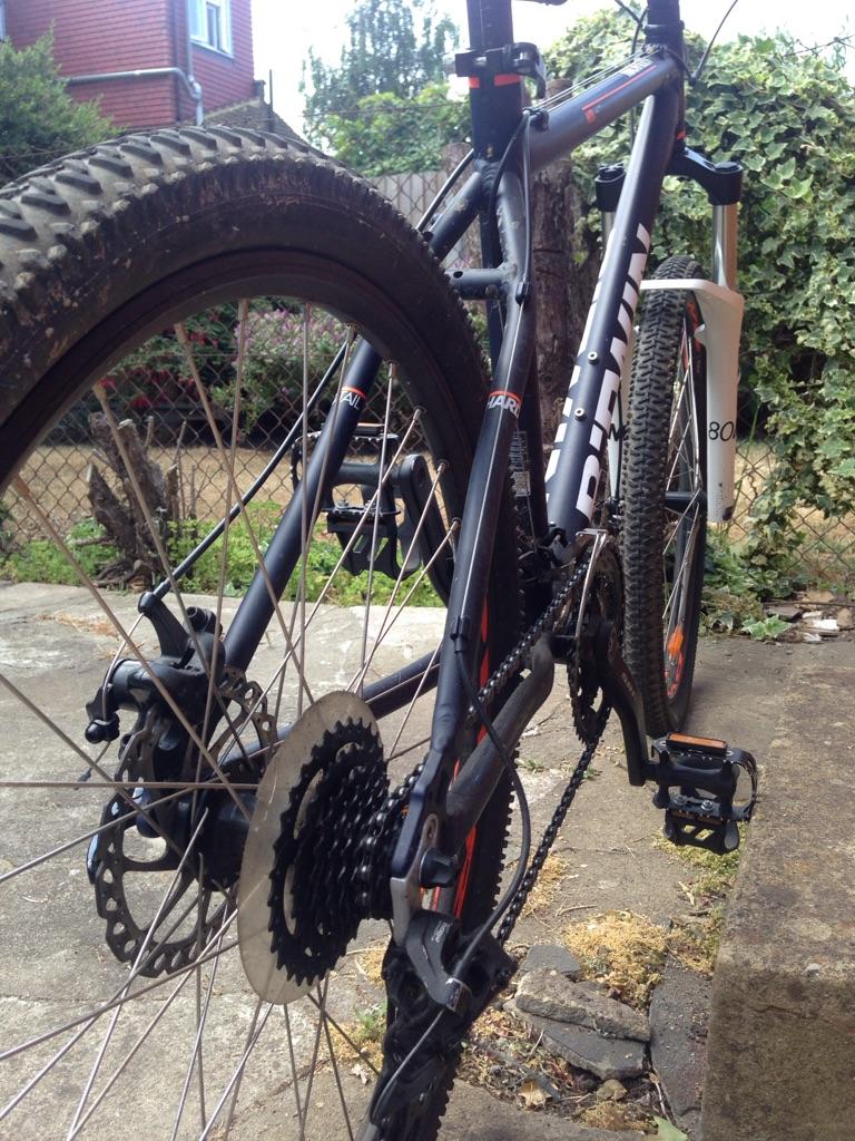 BTWIN Mountain Bike