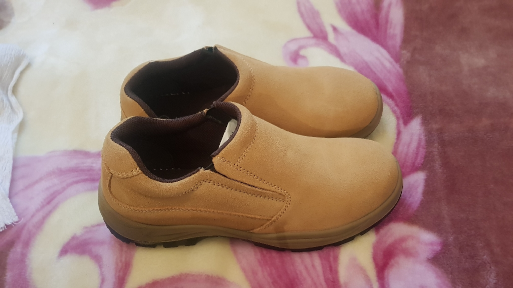 Australian jackeroo construction boots brand new