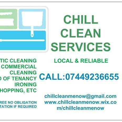 Chill Clean Services