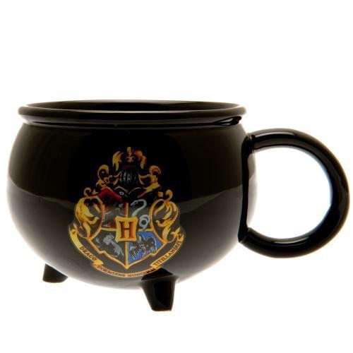 Harry Potter 3D 'cauldron' mug