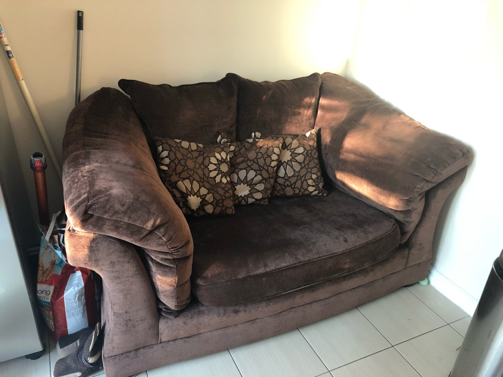 Sofas for sale 3 seater & 2 seater