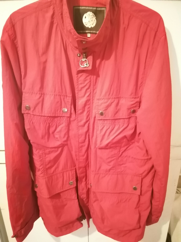 Pretty green Utility jacket rain proof 2XL