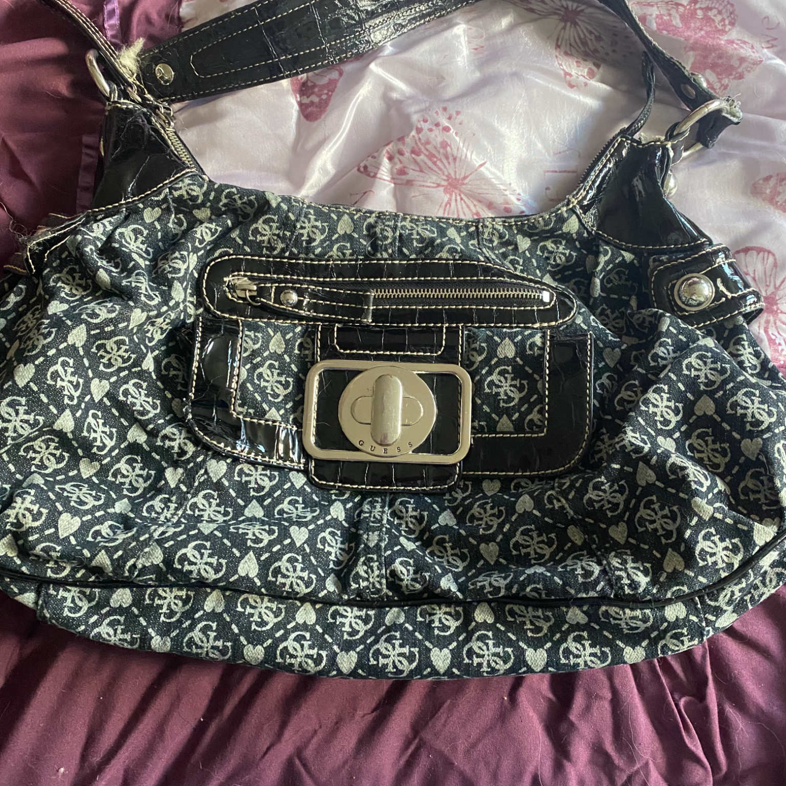 Guest designer handbag