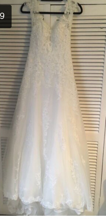 Maggie Sottero Coture Dress size 6/8