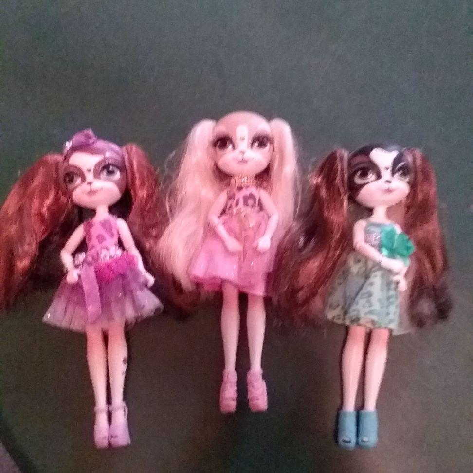 Pinkie cooper girls