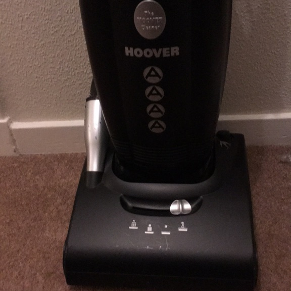 Upright Hoover Enigma