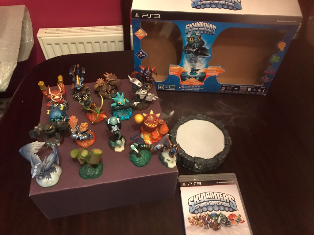 Skylanders Spyros Adventure Bundle