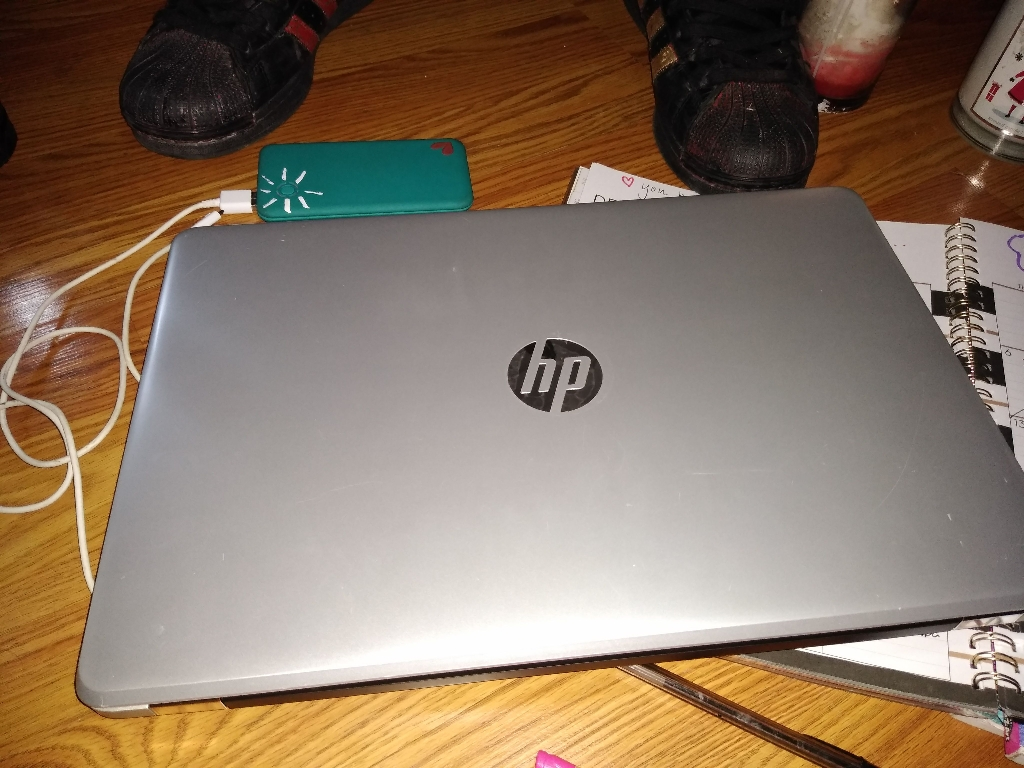 Touchscreen hp laptop