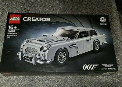 Lego James bond Aston Martin