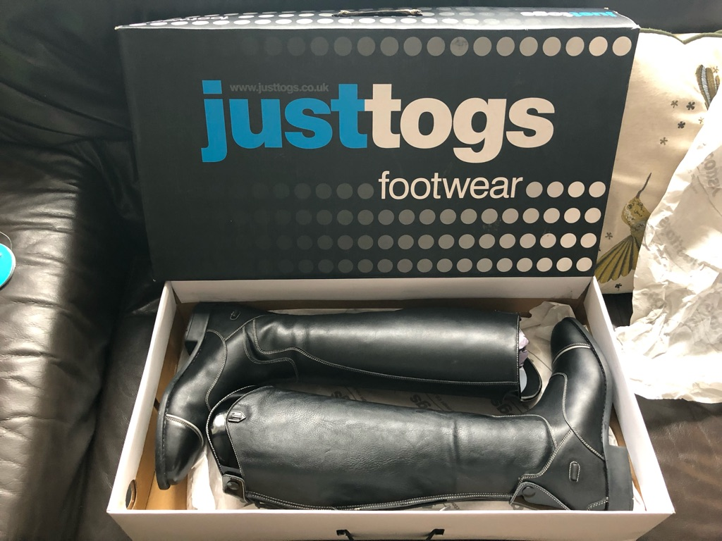 Just togs competition boots