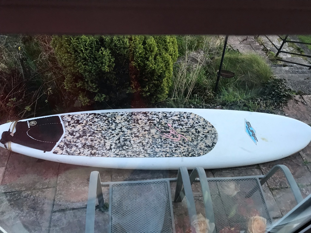 10 Foot Surf Series Paddle Board
