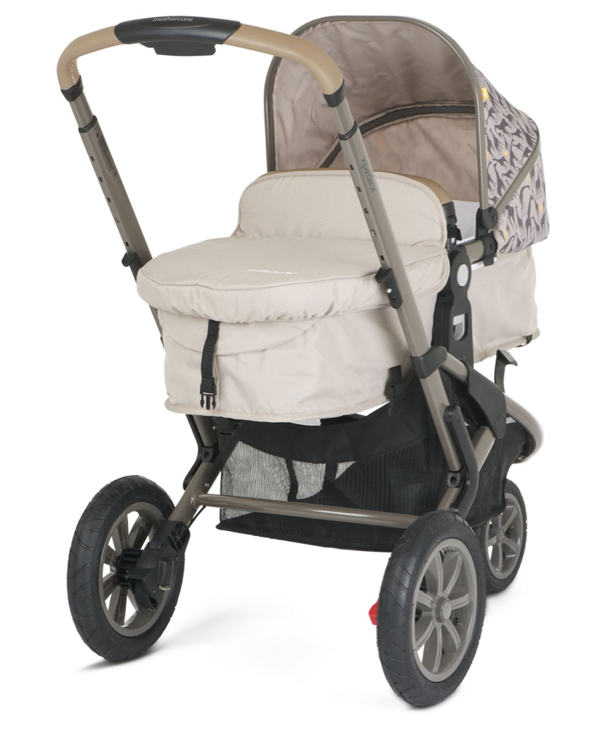 Special edition Mothercare Xpedior Tusk Travel System