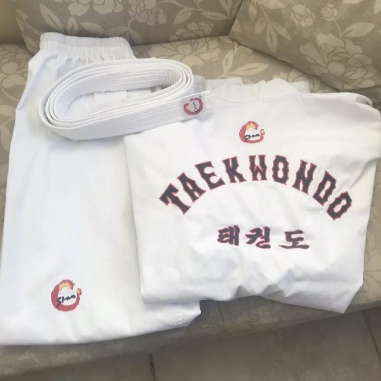 Taekwondo set