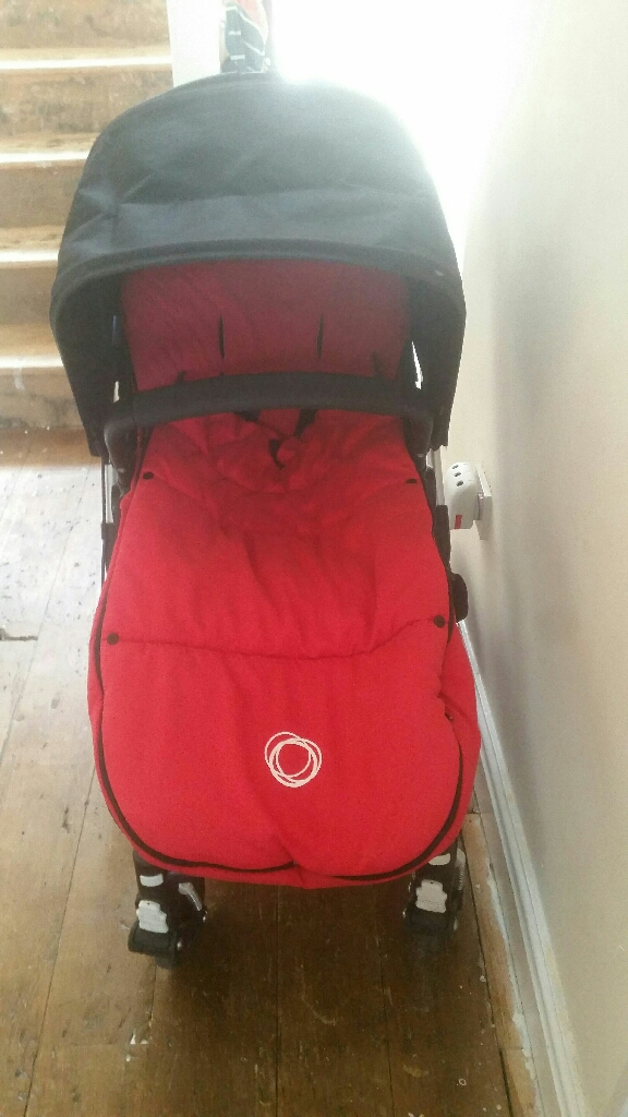 Bugaboo cameleon 3, buggy board and cupholder