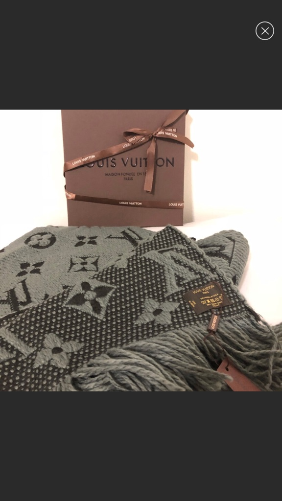 Authentic Louis Vuitton Scarf