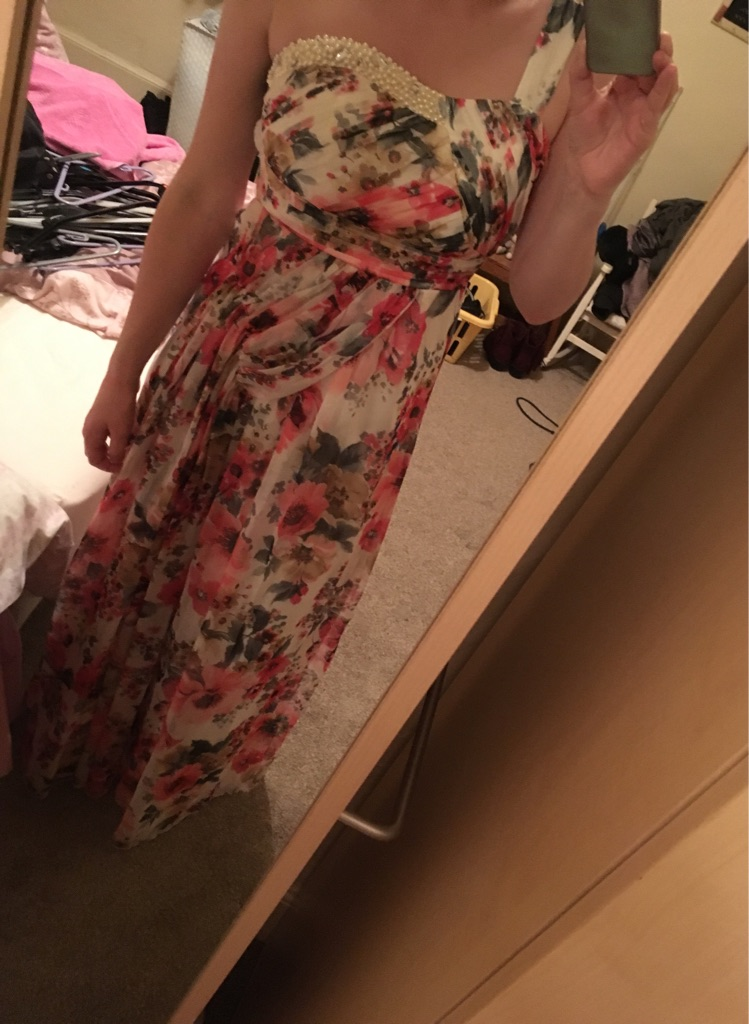 Debenhams maxi dress