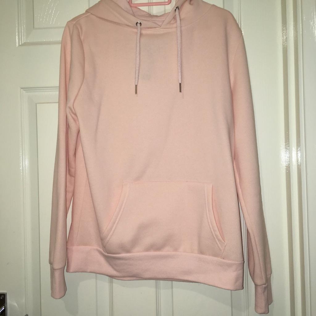 Baby pink hoodie