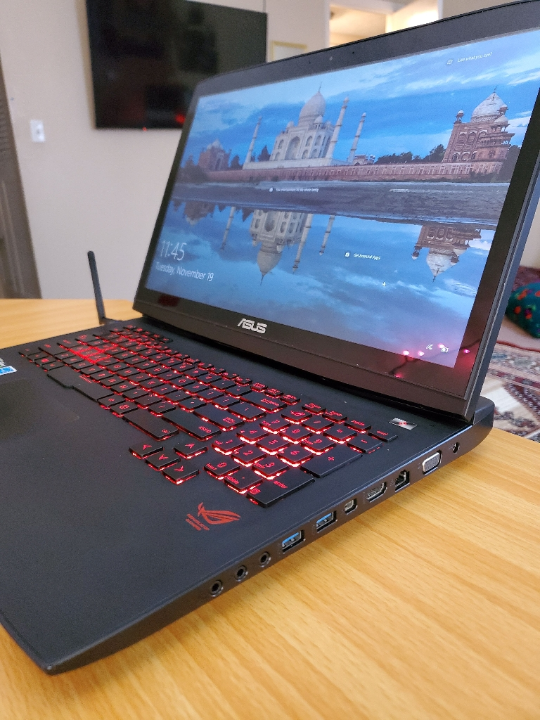 Asus Laptop Windows 10
