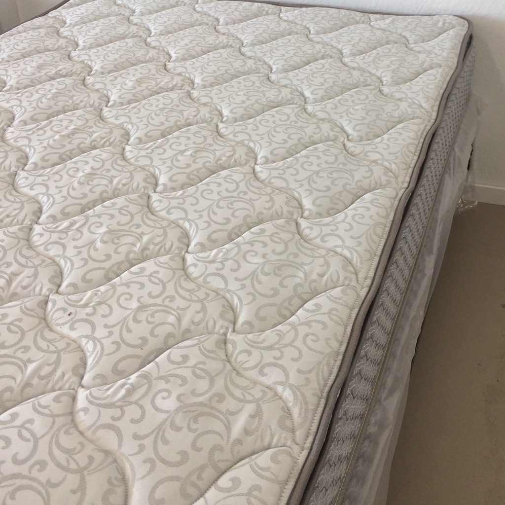 Beauty Pillowtop Twin by Corsicana