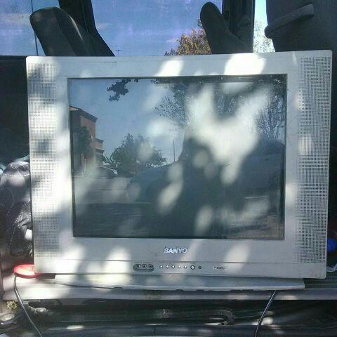 Sanyo flat screen TV