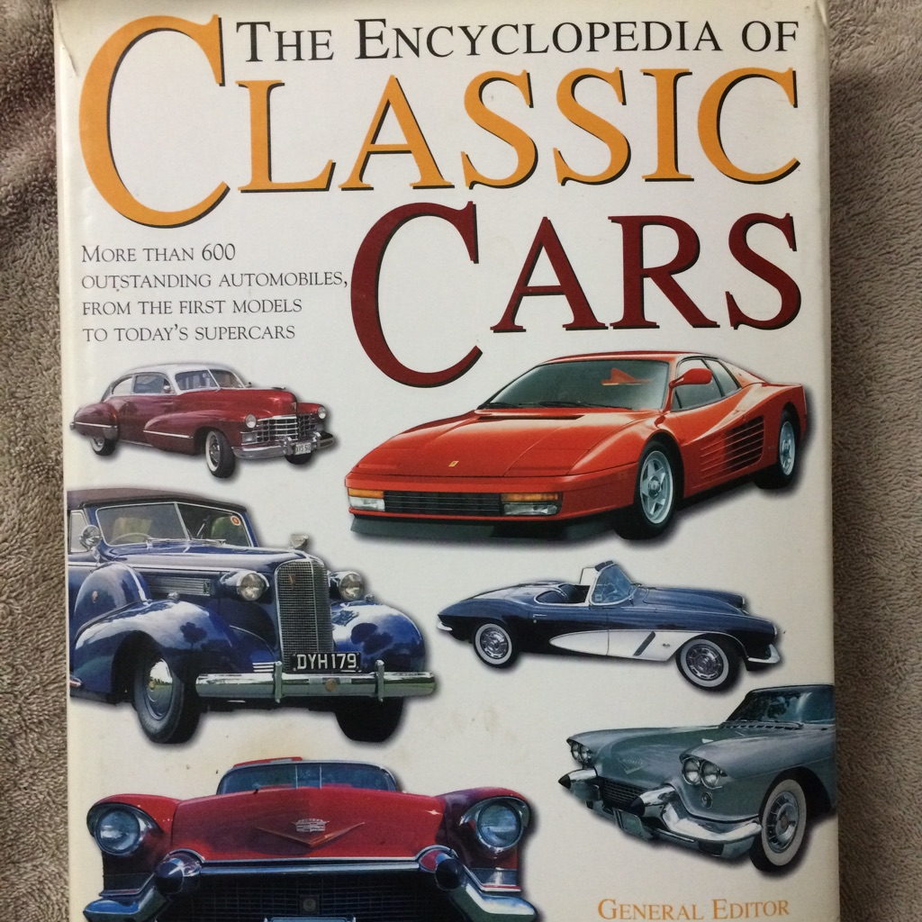 The encyclopaedia of classic cars