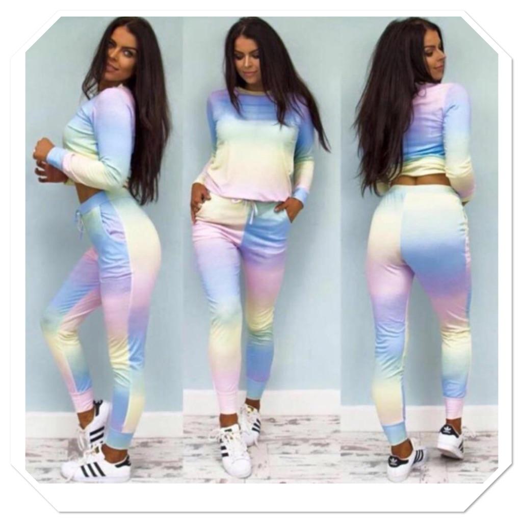 Rainbow Loungewear