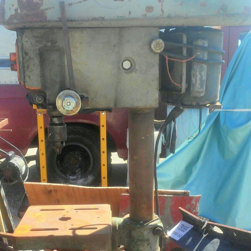 Drill Press.