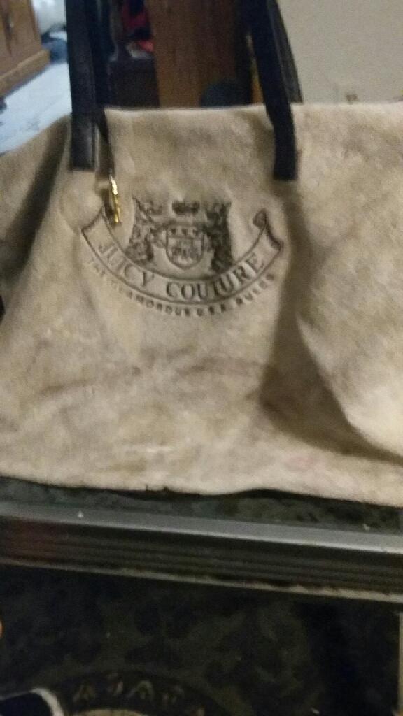 Big juicy couture purse