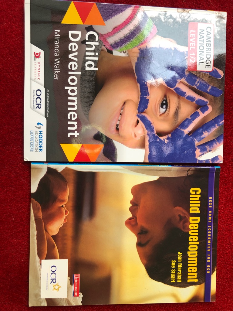 Child development / health and social GCSE books
