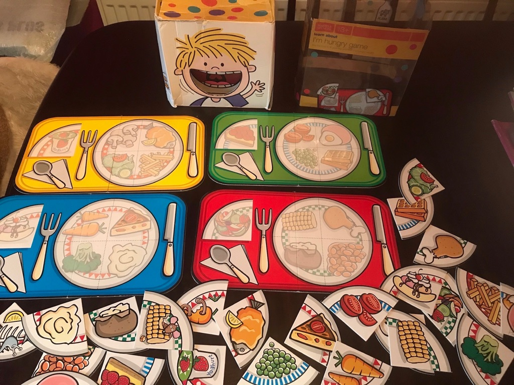 Fantastic Children's Marks & Spencer's I'm Hungry Game